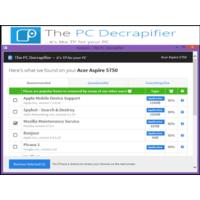 Téléchargez PC Decrapifier (Gratuit)