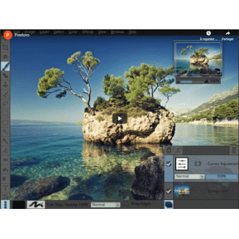 Télécharger Pixeluvo Photo Editor