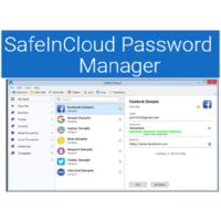 Téléchargez SafeInCloud Password Manager