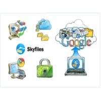 Skyfiles, Gestionnaire Google Drive