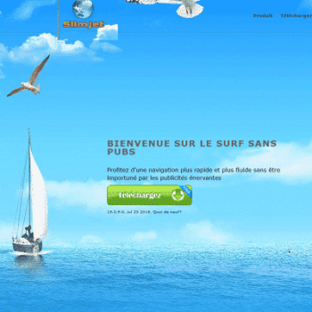 Téléchargez Slimjet, navigateur Web (Gratuit)