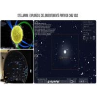 Téléchargez Stellarium (Gratuit)