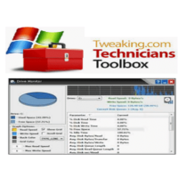 Téléchargez Tweaking.com Technicians Toolbox