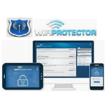 Téléchargez WiFi Protector