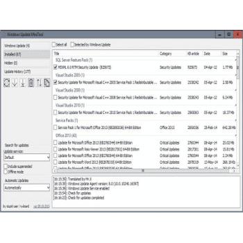 Téléchargez Windows Update MiniTool