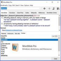 Télécharger WordWeb (Gratuit)