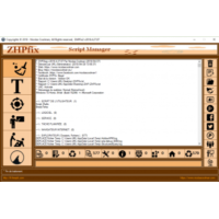 Téléchargez ZHPFix, Script Manager (Gratuit)